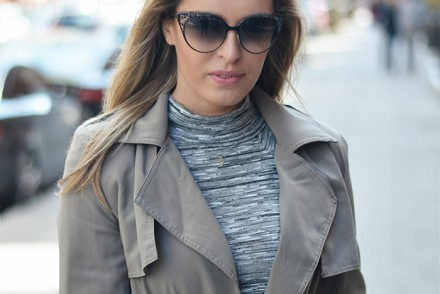 belted trench coat, how to wear trench coat