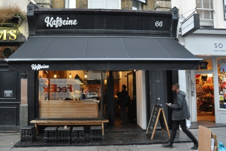 5 TOP CAFÉS IN LONDON