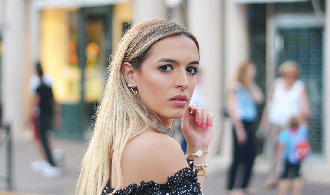 HOW TO WEAR OFF THE SHOULDER DRESSES WITH ASOS