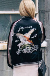5 ways to wear a bomber jacket this summer