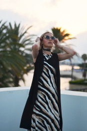 HOW TO WEAR ANIMAL PRINT THIS SUMMER