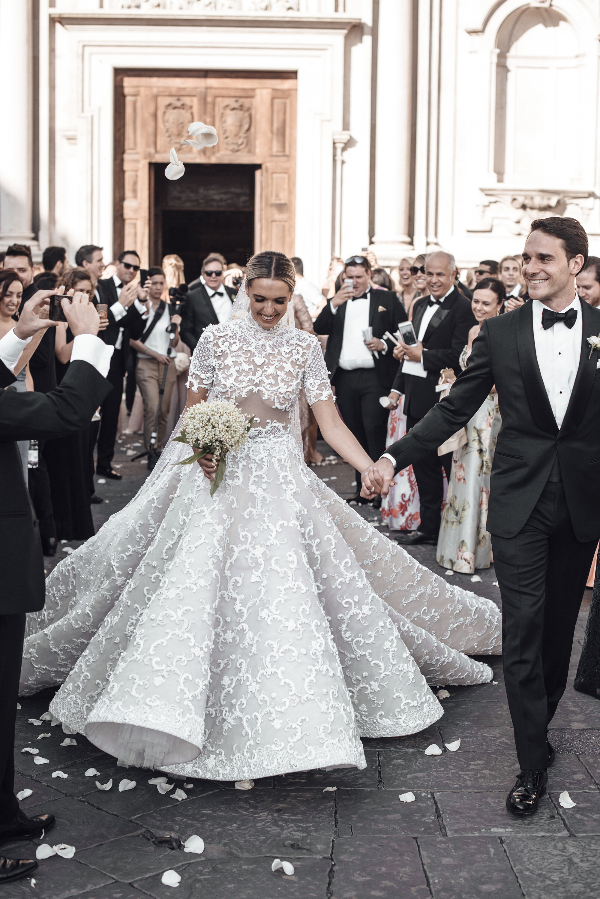 Camila S Bride Diary Our Wedding In Florence Part 2 Camila Carril